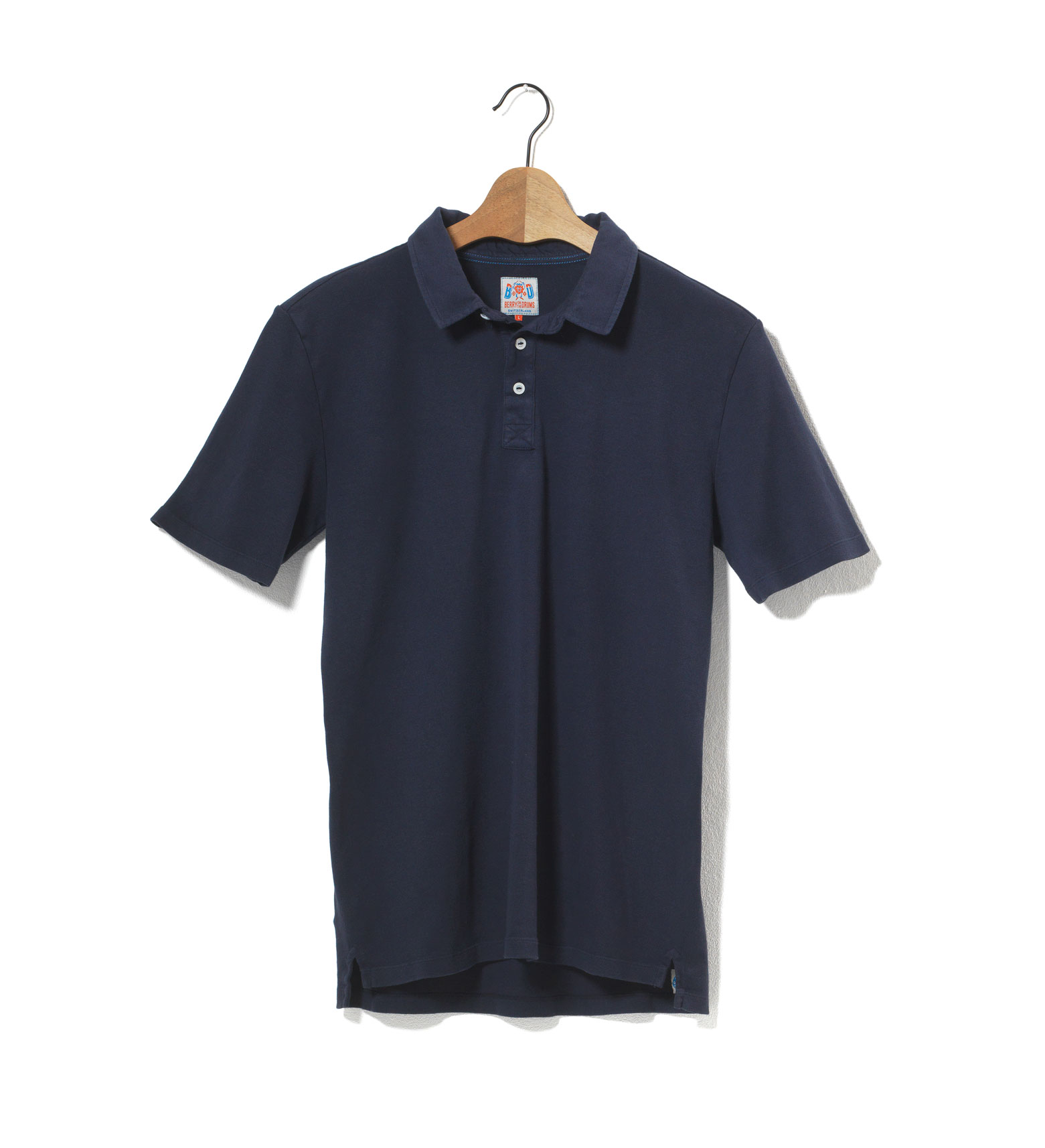 Image of Polo Shirt Ribbed Jersey